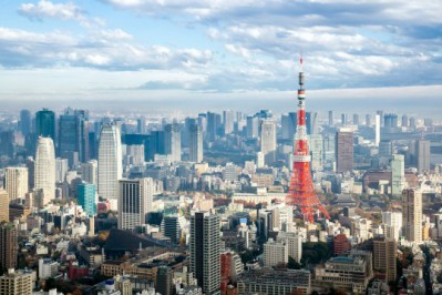 Tokio de día