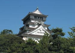 Castillo de Kokura (Foto: Página oficial de la ciudad de Kitakyushu)