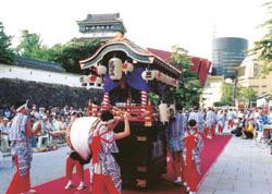 Kokura Gion Matsuri (Foto: Página oficial de la ciudad de Kitakyushu)