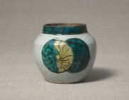 Kensui de Porcelana. Imari, Siglo XVII. Japan Folk Crafts Museum