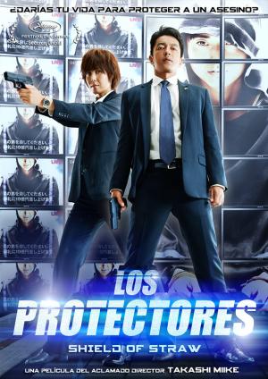 Portada Los Protectores
