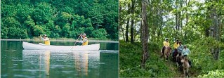 Canoas y rutas a caballo por Kushiro (www