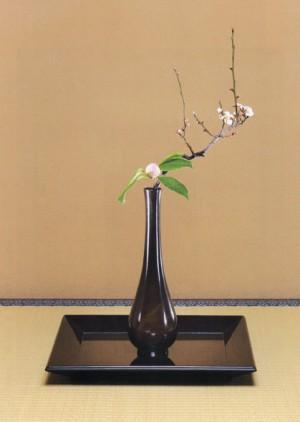 Ikebana estilo Chabana o ceremonia del té. (Foto: www.ecosdeasia.com)