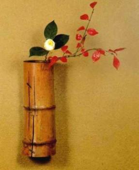 Ikebana estilo Chabana o ceremonia del té. (Foto: www.sden.org)