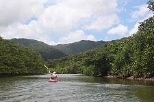 Kayak en Iriomotejima (Foto: www.japan-guide.com)