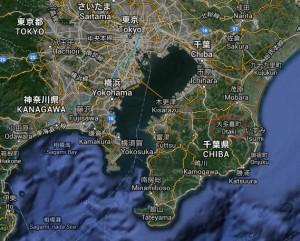 Mapa de Otaki