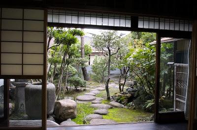 Residencia Kawasaki (Kioto).