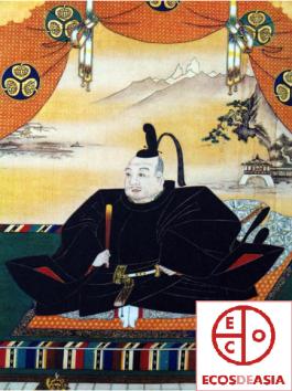 Tokugawa Ieyasu con Logo Ecos