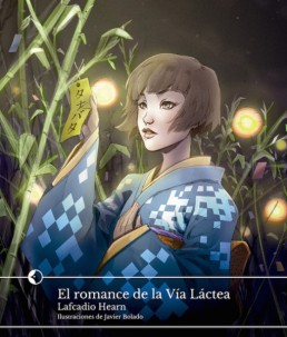Portada de El Romance la de Vía Láctea, editado por Chidori Books
