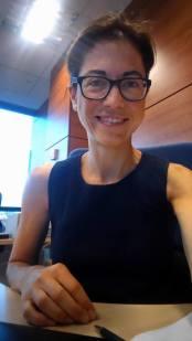 María Jesús López Beltrán. Redactora jefe de Japan´s Eye.