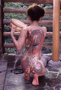 Tatuaje de mujer