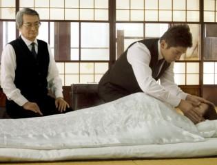 Despedidas (Okuribito, 2008). Fotograma de la película. (www. asiateam.com)