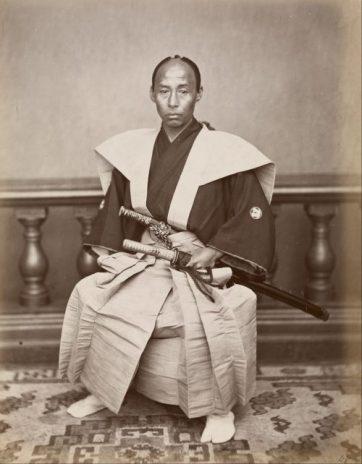 Samurai s XIX wikimedia commons