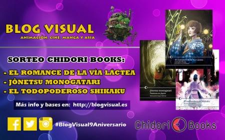 Sorteo BlogVisual 2016