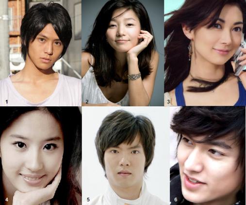 Quiz de rostros asiáticos: ¿sabríamos decir quien es chino, quién coreano y quién japonés?