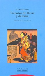 Edición española de Cuentos de lluvia y de Luna (Trotta). (Foto: Amazon)