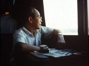Kenji Mizoguchi en 1953. (Wikimedia Commons)