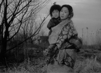 Miyagi es abandonada por Genjurô.