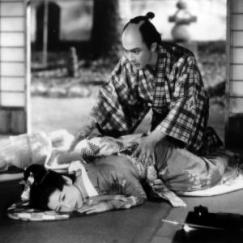 Haru vive un amor imposible que la llevará a la perdición en Vida de Oharu, mujer galante (1952). (Foto: Wikimedia Commons)