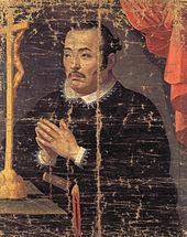 Hubo en Japón conversos ilustres, como el samurái Hasekura Tsunenaga, responsable de la Mision Keichô para España e Italia en 1622 y que fue bautizado con el nombre de Felipe Francisco. (Fuente: Wikimedia Commons)