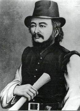 William Adams, el personaje que se esconde bajo el nombre de Blackthorne