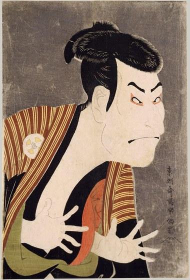 Otani Onjii III, Tôshûsai Sharaku