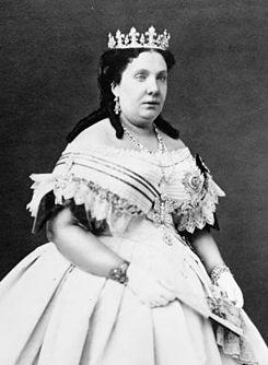 Isabel II de España. (Imagen de dominio público)