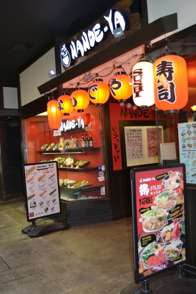 Restaurante en Japan Center