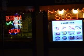 Restaurante en Japantown