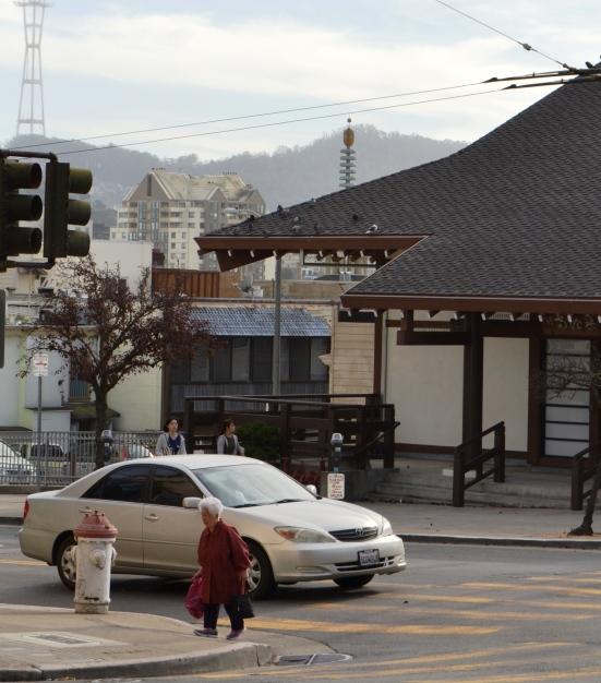Anciana japonesa